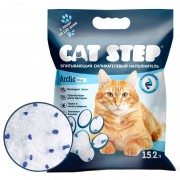 Cat Step Arctic Blue силикагелевый