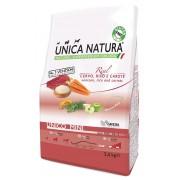 Unica Natura Unico Maxi оленина, рис и морковь