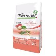 Unica Natura Unico Indoor ягненок, рис, горох