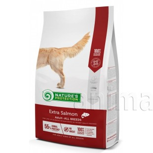 Natures Protection Dog Extra Salmon