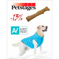 -13% на курточки AiryVest и игрушки Petstages