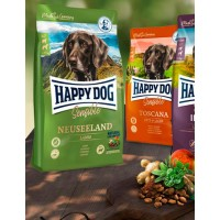 Новинка! Корм Happy Dog + Акция -10%