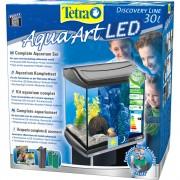 Аквариумный комплект Tetra AquaArt Discovery LED 30L
