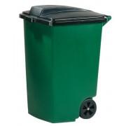 Контейнер для мусора на колёсах, 100 л