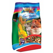 Полнорационный корм Power Vit для хомяка в пакете