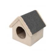 Домик будка Cat House 0,38м (ковролин)