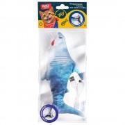 """Интерактивная игрушка для кошек Fancy Pets """"Акула"""""""