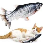 """Интерактивная игрушка для кошек Fancy Pets """"Карп"""""""