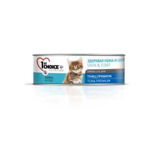 1st Choice консервы для котят тунец премиум
