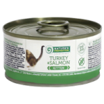 Natures Protection Kitten Turkey & Salmon
