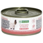 Natures Protection Cat Adult Chicken & Cheese