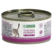 Natures Protection Cat Adult Chicken & Shrimps