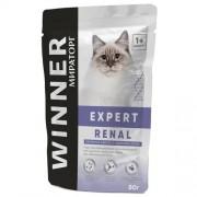 Влажный корм Winner Expert Renal для кошек