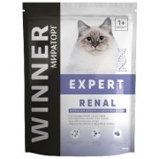 Cухой корм Winner Expert Renal для взрослых кошек