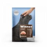 Cухой корм Winner для домашних кошек из курицы