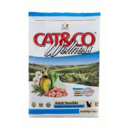 Adragna Cat&Co Wellness Adult Sensible Fish & Rice