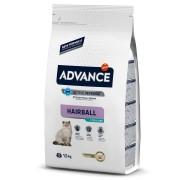 Сухой корм для кошек Advance Hairball Sterilized Turkey