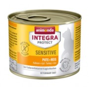Animonda Integra Protect для кошек при аллергии (индейка/рис)