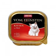 Animonda Vom Feinsten Kitten (говядина)