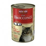 Animonda Brocconis Cat (говядина и птица)