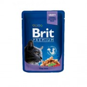 Brit Premium Cat Pouches with Cod Fish