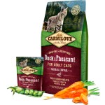 Carnilove Duck & Pheasant for Adult Cats - Hairball Control