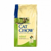 Cat Chow Adult with Rabbit & Liver