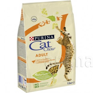 Cat Chow Adult Rich in Poultry