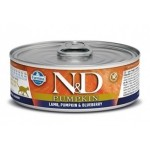 Farmina N&D Grain Free Pumpkin Cat Lamb & Blueberry wet food