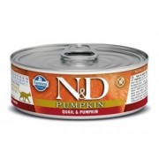 Farmina N&D Grain Free Pumpkin Cat Quail & Pumpkin wet food