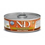 Farmina N&D Grain Free Pumpkin Cat Venison & Pumpkin wet food