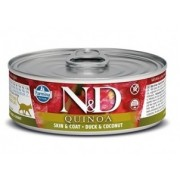 Farmina N&D Grain Free Quinoa Cat Duck & Coconut wet food
