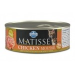 Matisse Mousse Chicken wet food