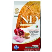 Farmina N&D Low Grain Cat Chicken & Pomegranate
