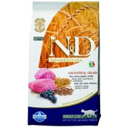 Farmina N&D Low Grain Cat Lamb & Blueberry