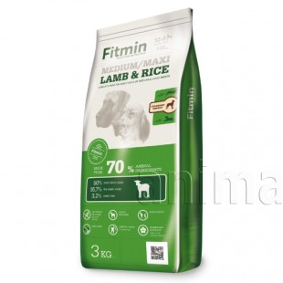 Fitmin Dog Medium Maxi Lamb&Rice