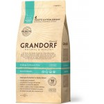 Grandorf Living Probiotics 4 Meat & Brown Rice Adult Indoor Cat