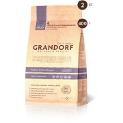 Grandorf Rabbit & Rice Adult Sterilized Cat
