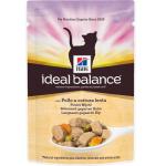 Hills Ideal Balance влажный корм с томленой курицей