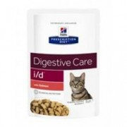 Hills Prescription Diet i/d Digestive Care влажный корм (лосось)