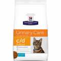 Hills Prescription Diet c/d Multicare Urinary Care для кошек (рыба)