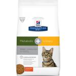 Hills Prescription Diet Metabolic + Urinary для кошек (курица)
