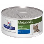 Hills Prescription Diet Metabolic Feline