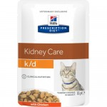 Hills Prescription Diet k/d Feline with Chicken