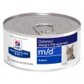Hills Prescription Diet m/d Diabetes влажный корм