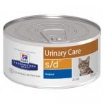 Hills Prescription Diet s/d Urinary Care влажный корм