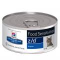 Hills Prescription Diet z/d Food Sensitivities влажный корм