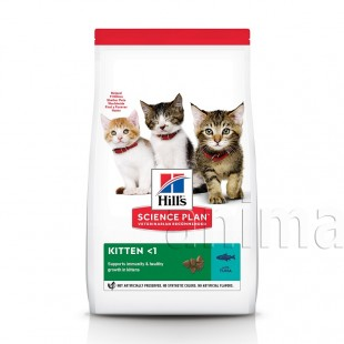Hills Science Plan для котят (тунец)