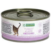 Natures Protection Cat Sensible Digestion Turkey & Lamb