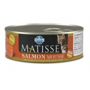 Matisse Mousse Salmon wet food